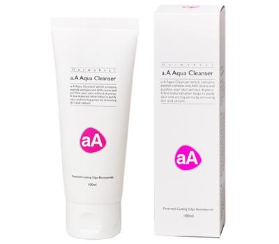 Очищающий гель для проблемной кожи «аА» 100мл