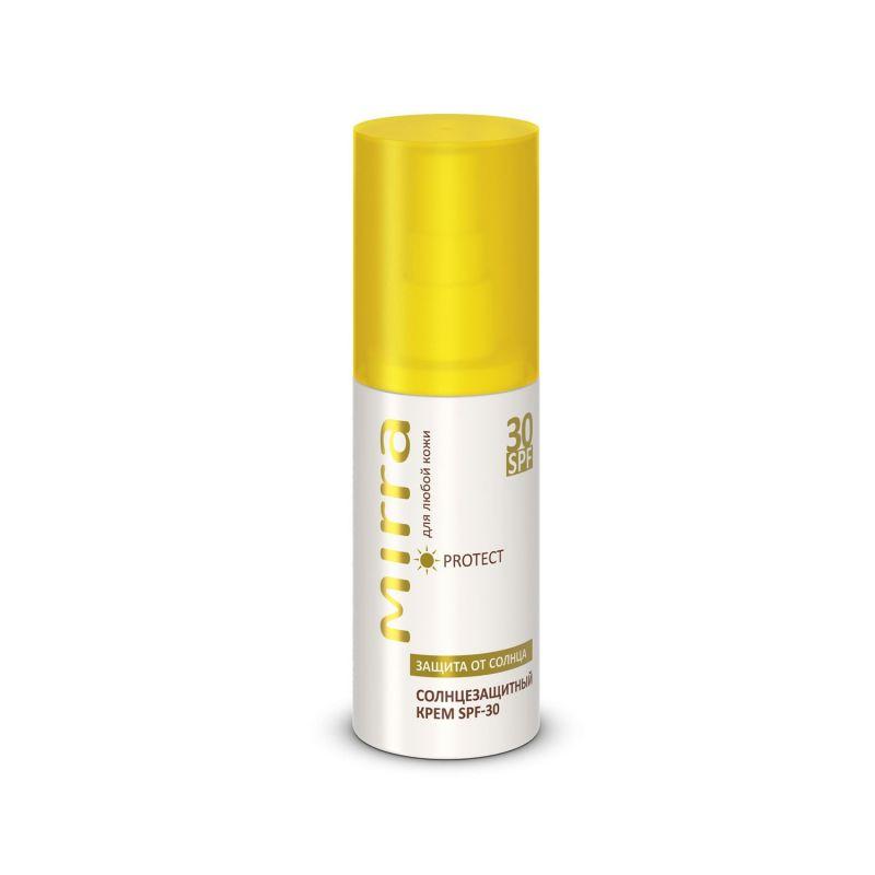 Солнцезащитный крем SPF 30 «Мирра»