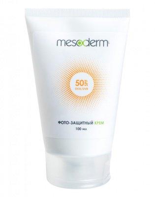Фотозащитный крем SPF 50 MESODERM